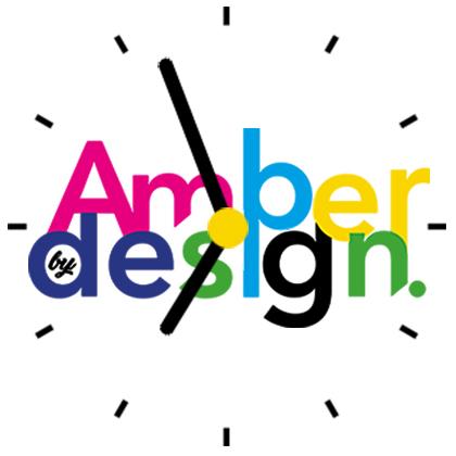 logo design - amberbydesignuk
