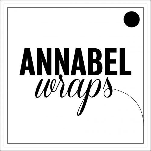 logo design - annabel wraps