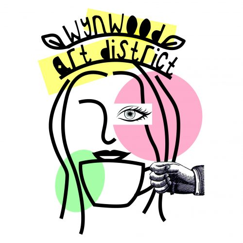 logo design - wynwood cafe